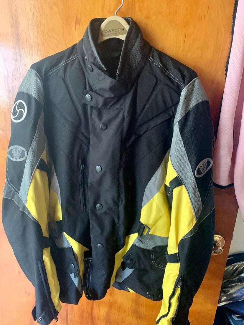 Arlen ness collection motorcycle jacket