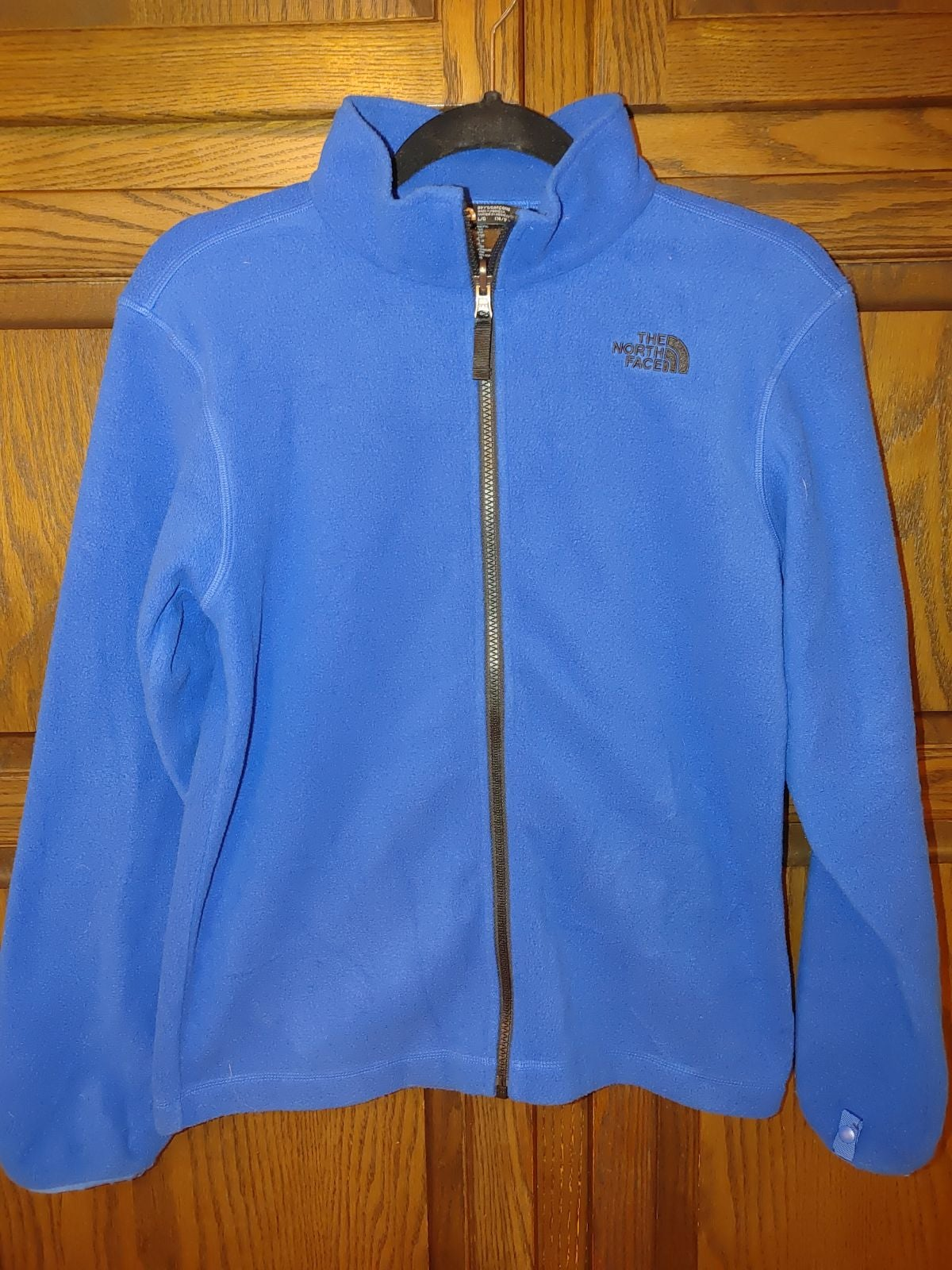 The North Face fleece, boy's large