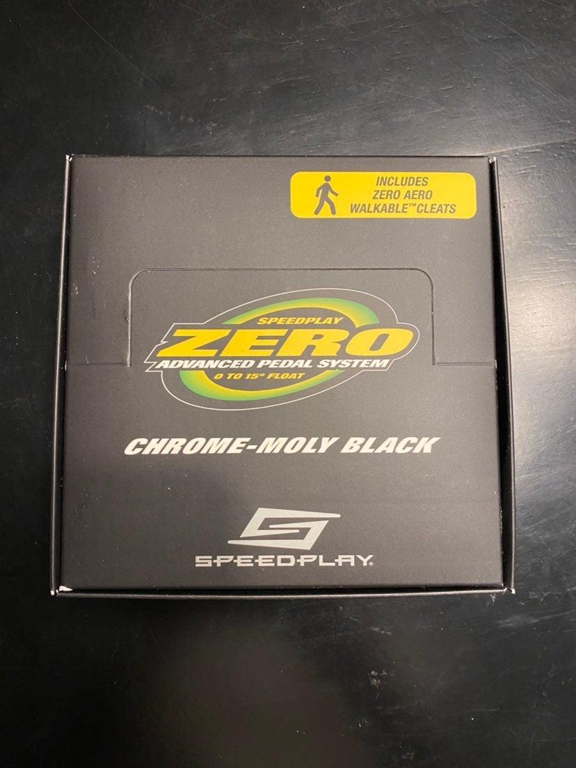 Speedplay Zero Chrome-Moly