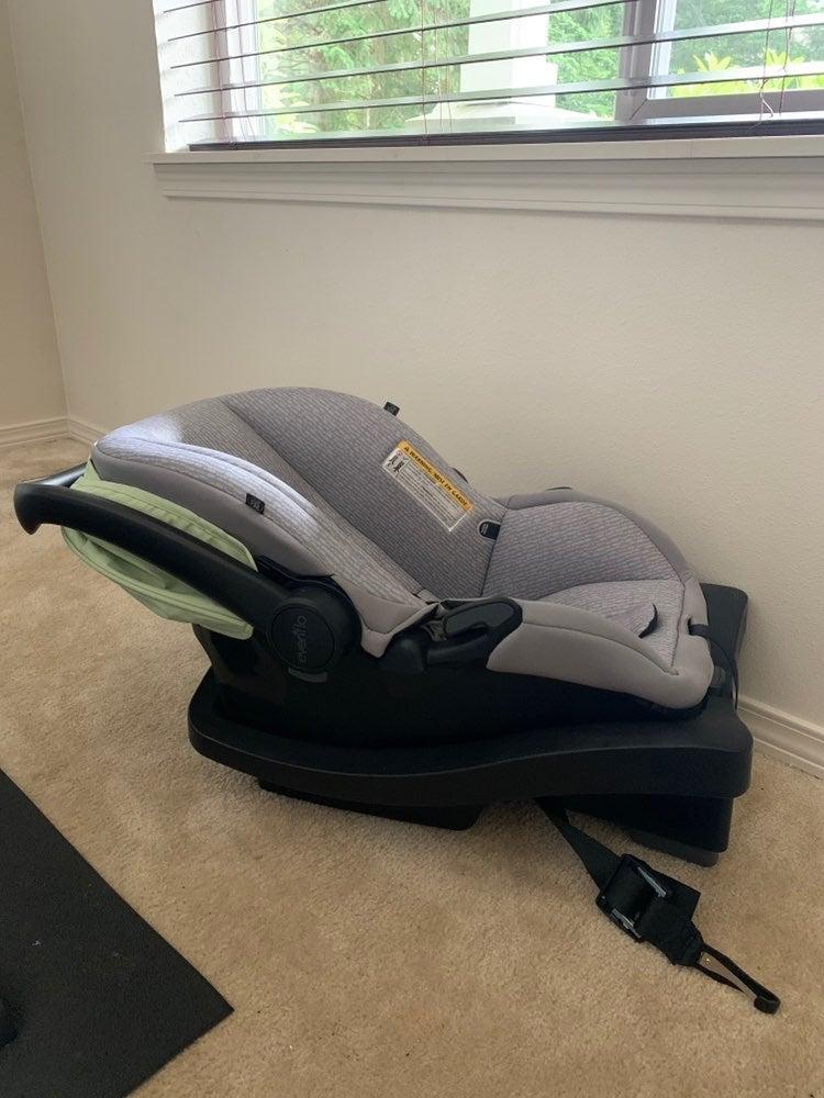 Baby Car Seat | Evenflo Litemax Infant