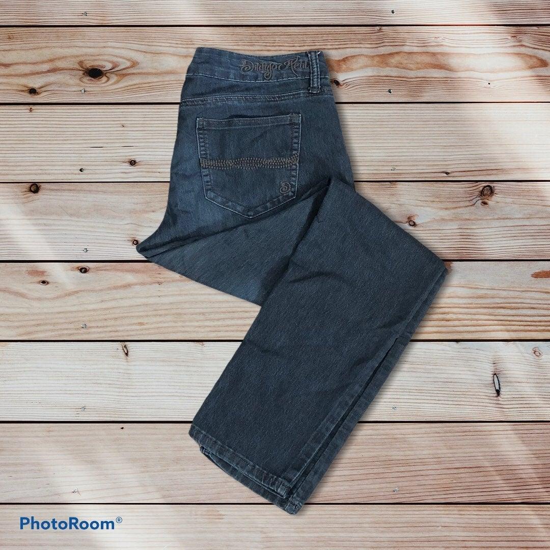 Indigo Rein Dark Wash Skinny Jeans