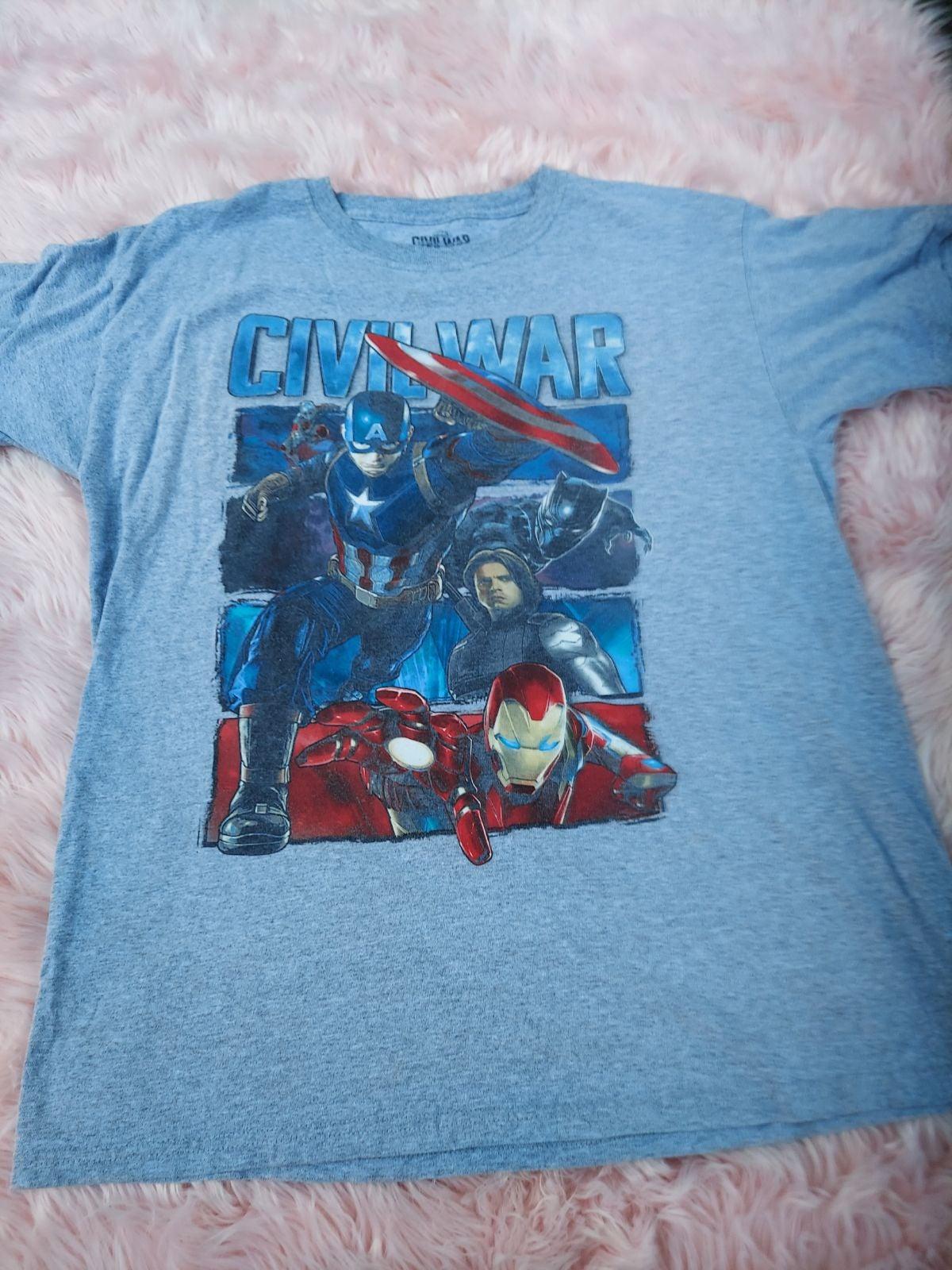 Civil War Shirt
