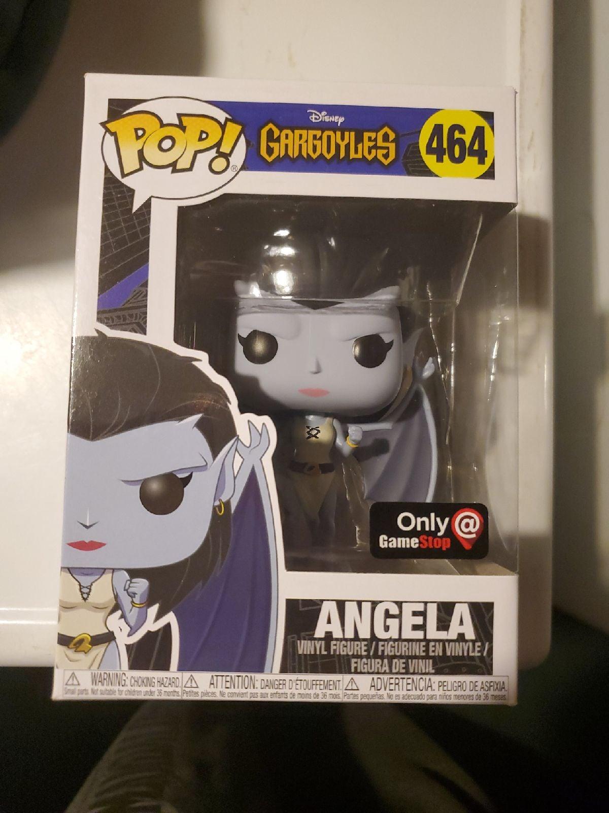Funko pop Disney Gargoyles Angela #464