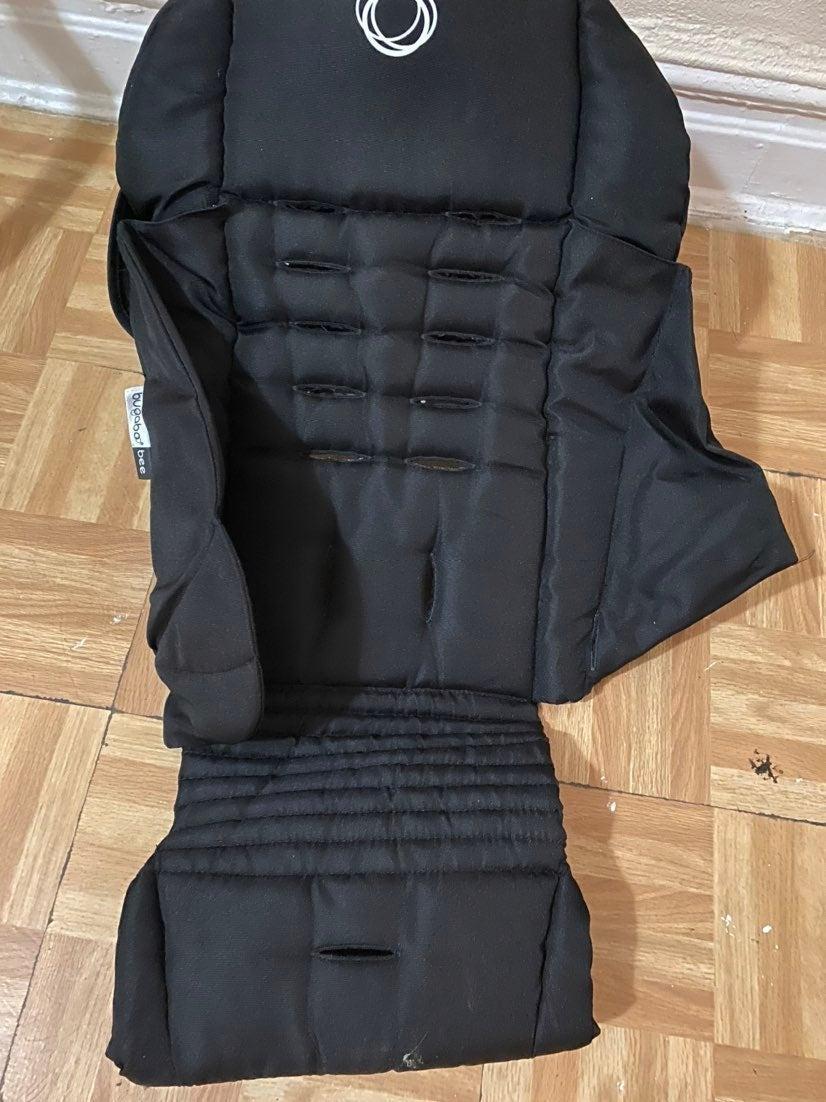 Bugaboo bee tailored fabric seat