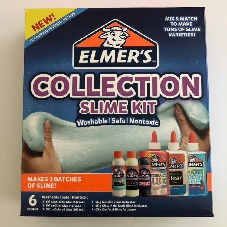 Elmers collection Slime Kit