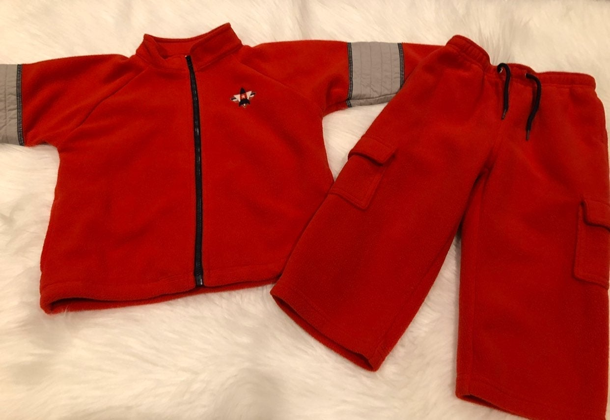 Gymboree SPACE TROOPER outfit 2t