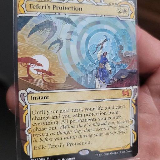 MTG Teferi's Protection, near mint
