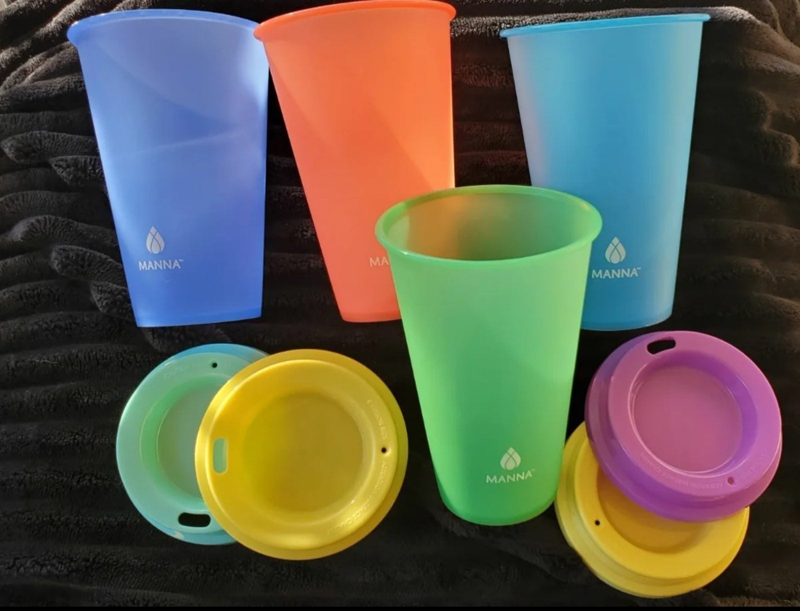 manna hot color changing cups