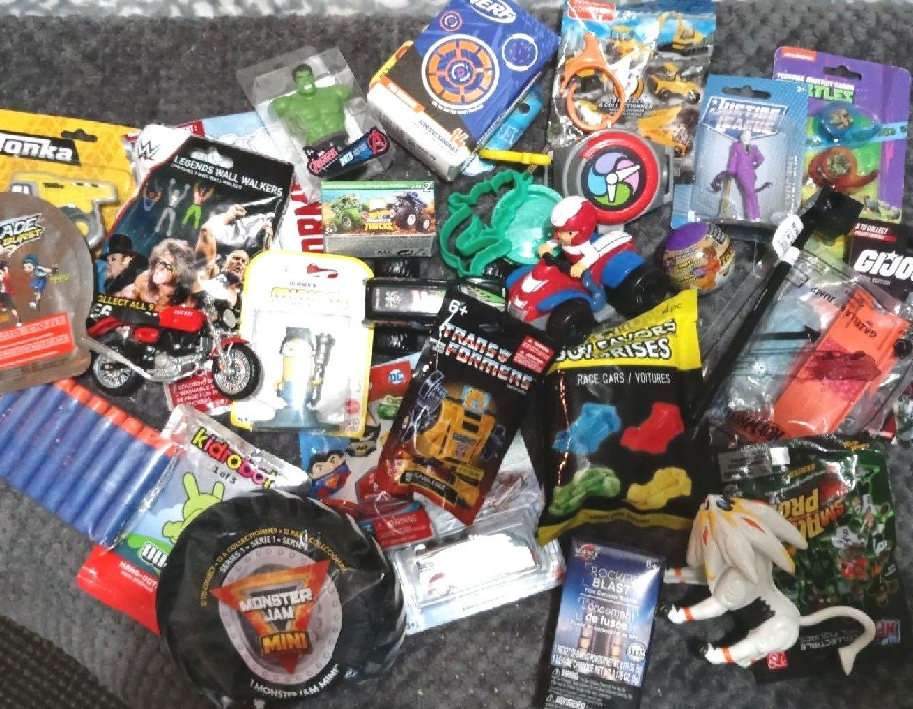 Boys Big Bundle of Toys