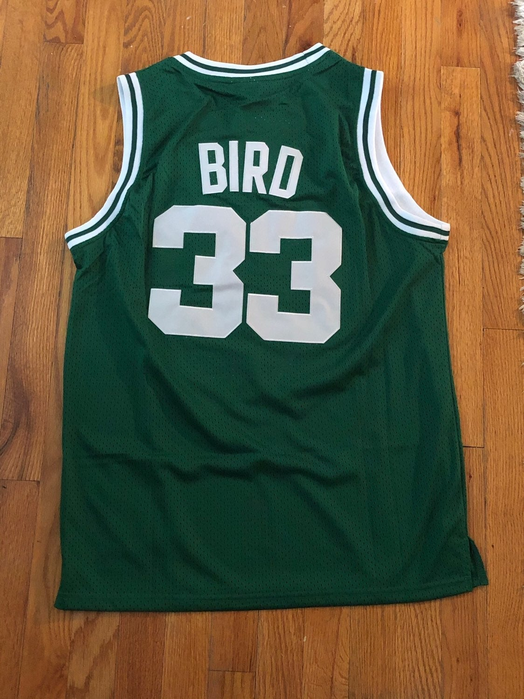 Larry Bird Large Jersey