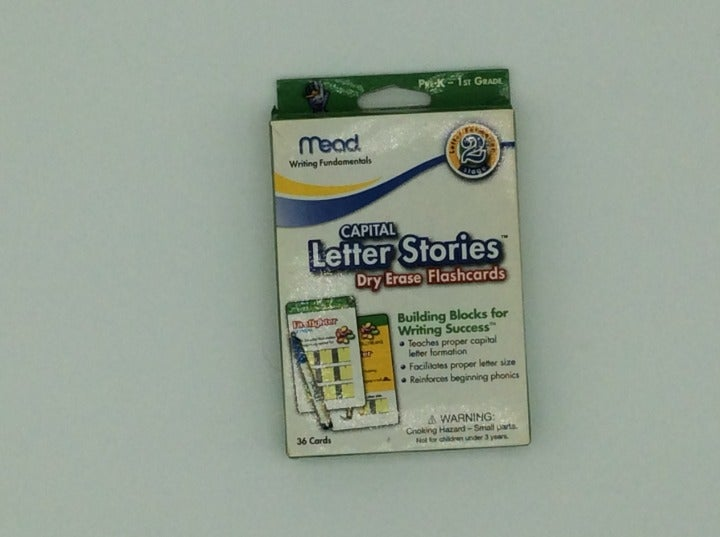 Capital Letter Story Flashcards