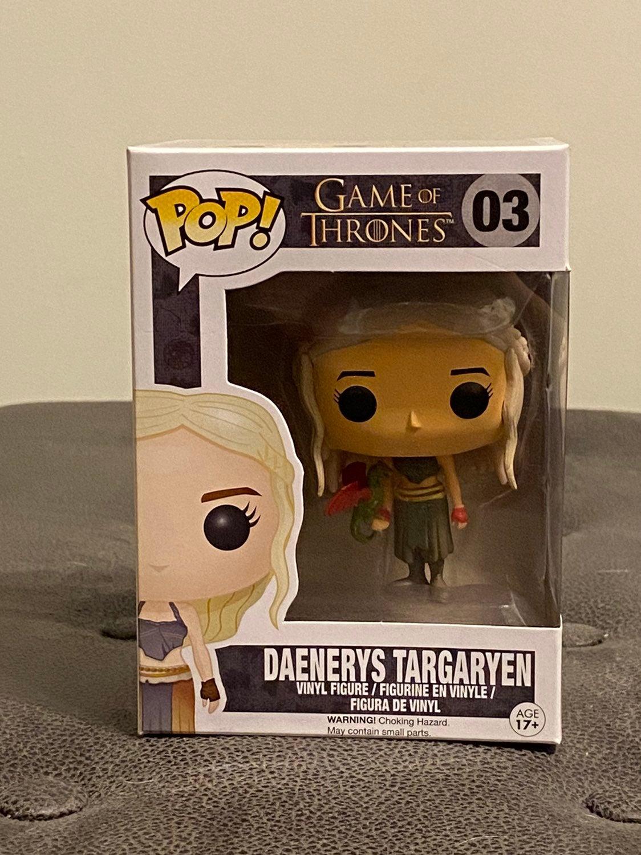 Game of Thrones Daenerys Targaryan Drago