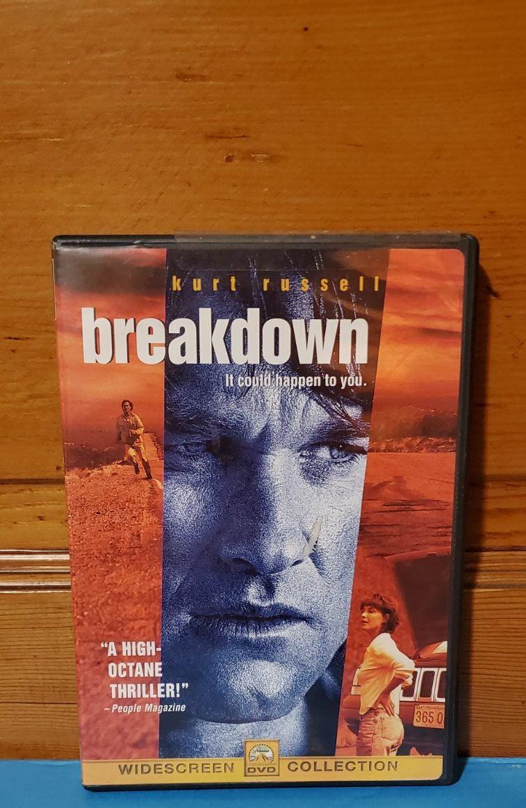 Breakdown Dvd Movie Use