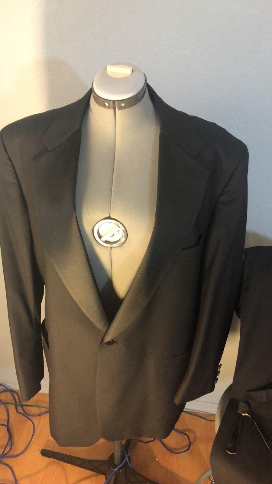 Brooks Brothers 46R Tux Jacker/Pants/Sus