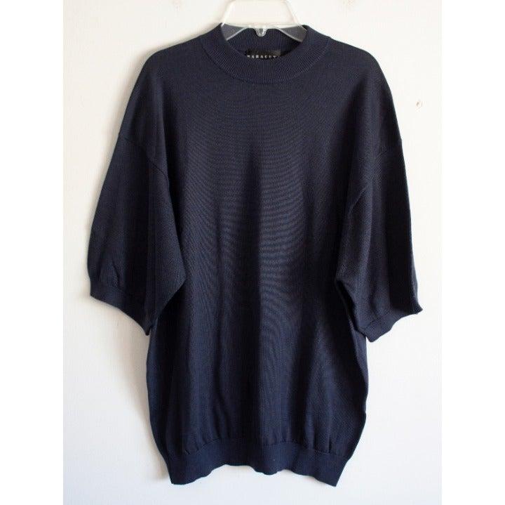 Baracuta Grayish Blue Sweater