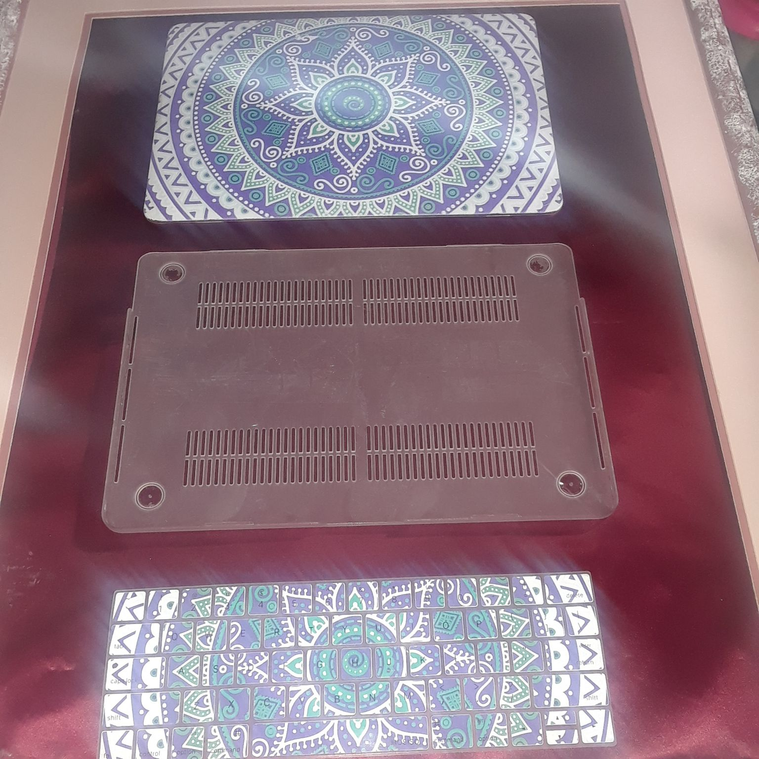 macbook 12 inch case set
