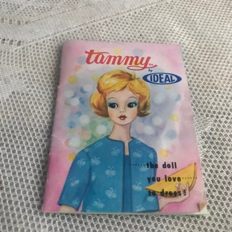 Tammy by Ideal Booklet