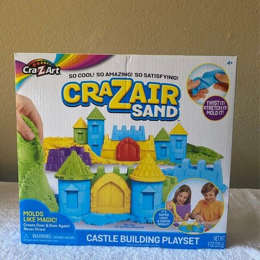 CraZair sand