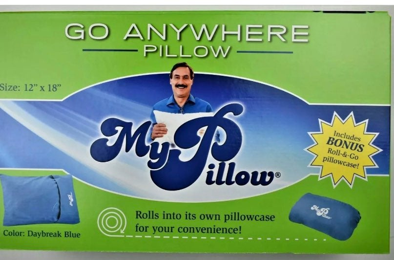 My Pillow Go Anywhere Pillow
