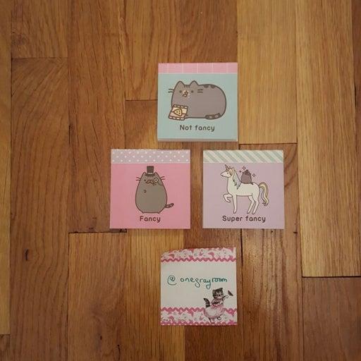 Pusheen Mini Notepads
