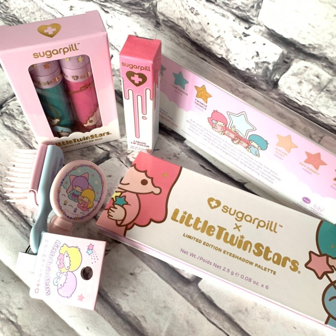 Sugarpill Little Twin Stars Bundle++