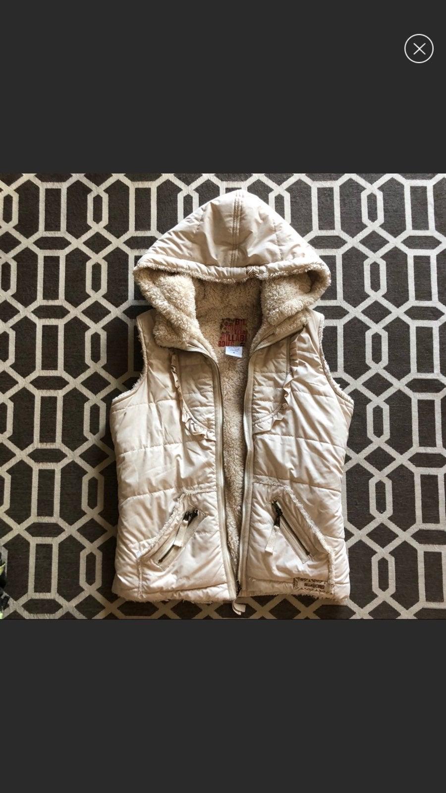Billabong Puffy Fluffy Vest