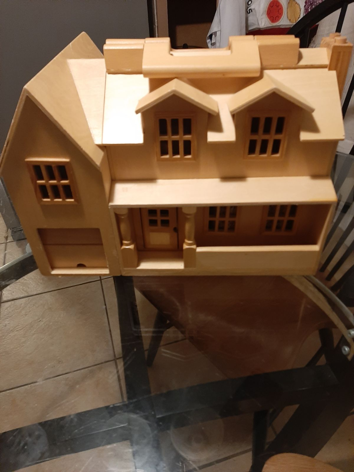 melissa and doug dollhouse