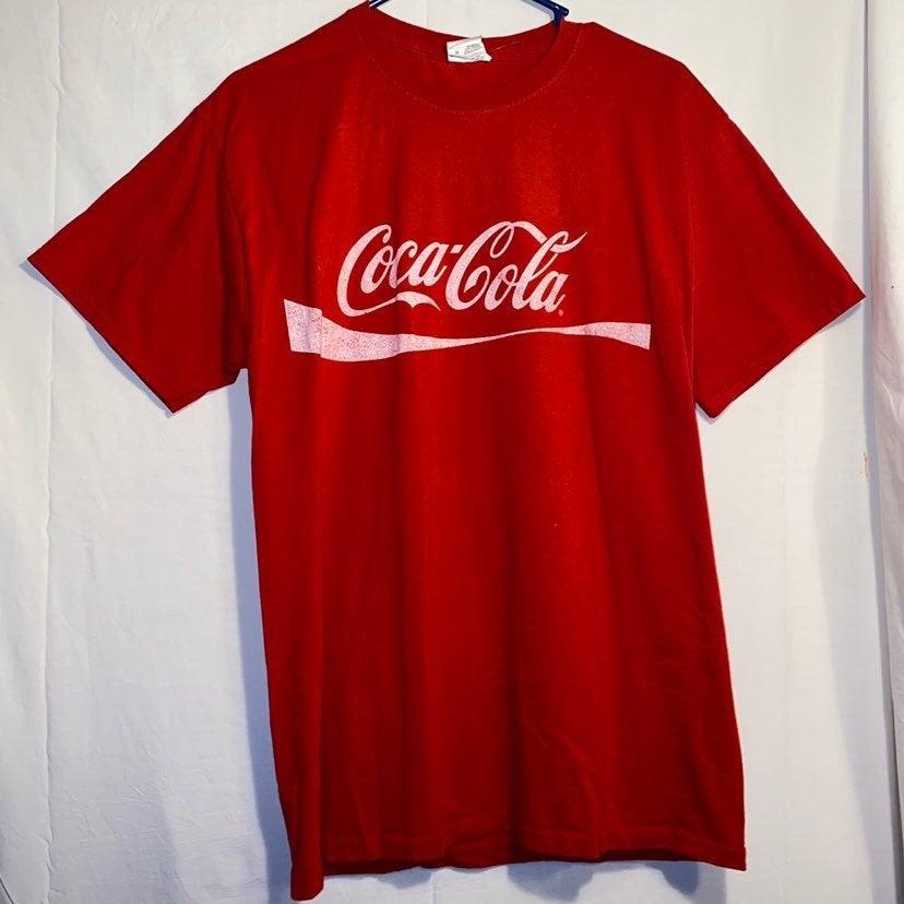 Coca Cola Vintage Short Sleeve T-Shirt