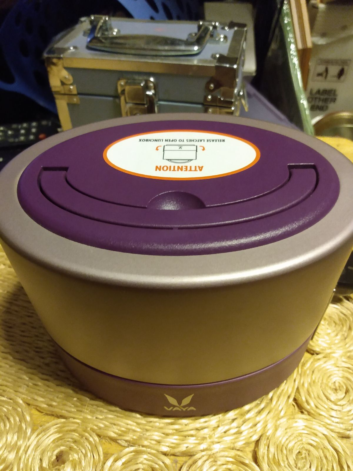 Vaya  Tyffyn Insulated Lunch Box