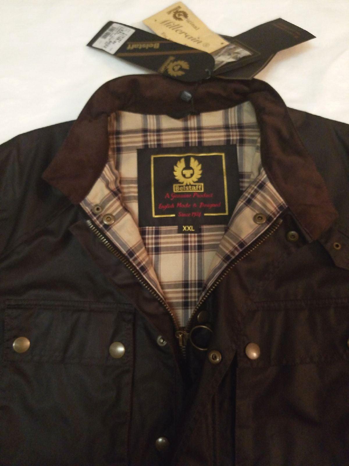 Mens Belstaff Roadmaster jacket