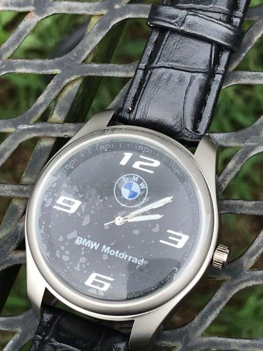 Men's BWM Motorrad Watch - Black