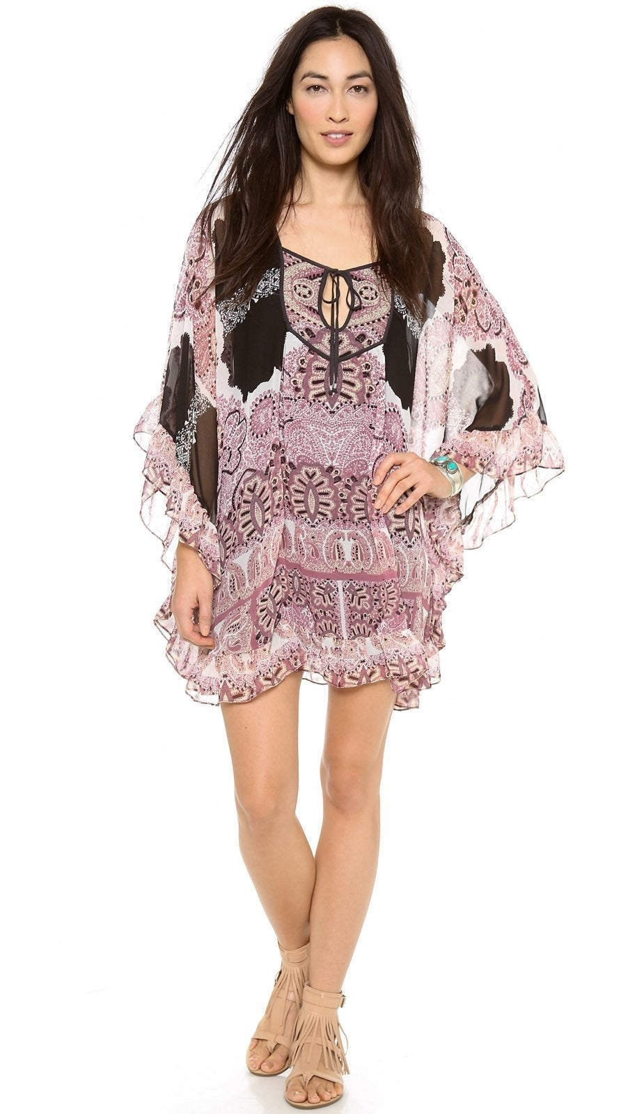 Free People Marla Dreams Festival Boho D