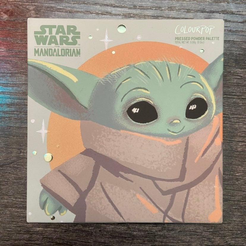 Colourpop The Child Baby Yoda