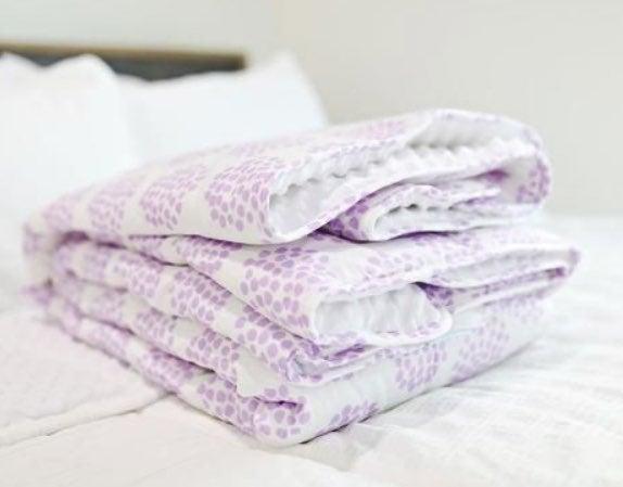 Beddys Pretty Pretty Purple Blanket