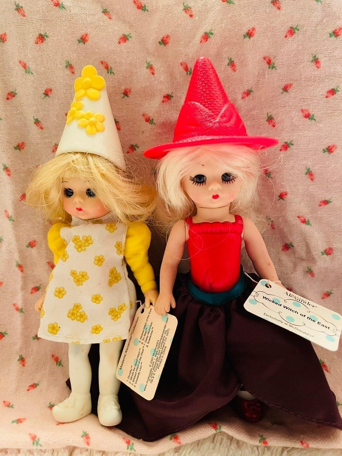 mcdonalds madame alexander Wicked Witch