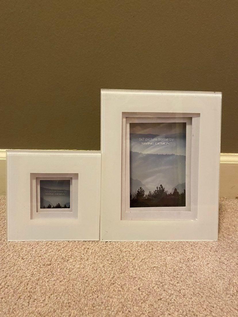 Swing Design Set of 2 Picture Frames