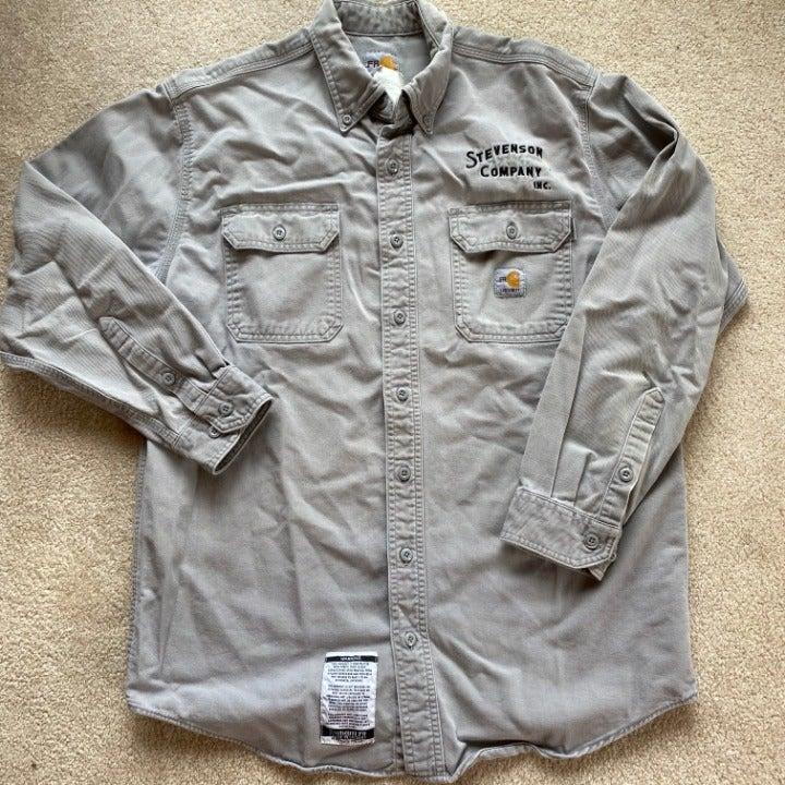 Men's Carhartt FR Flame Resistant Shirt