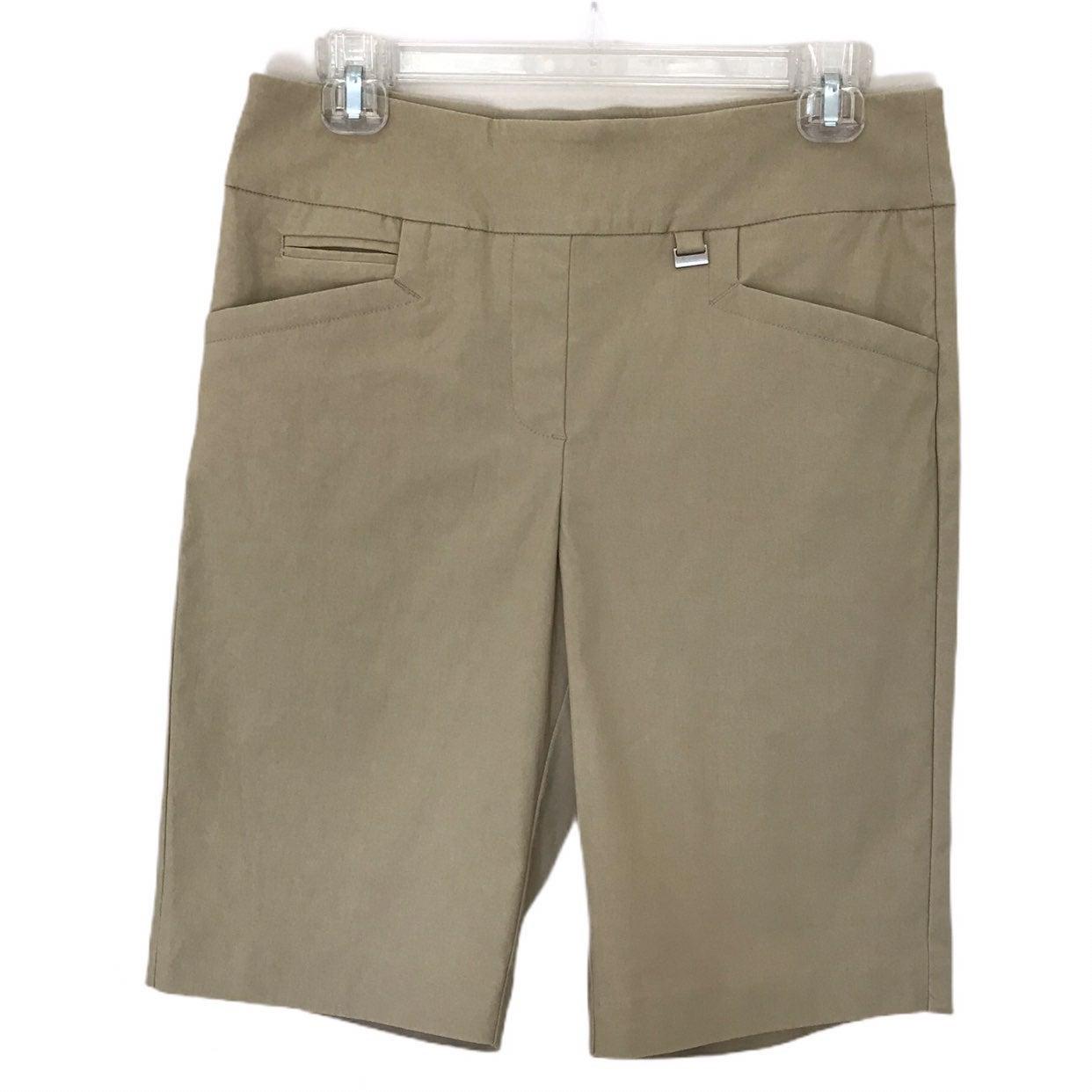 EP Pro Khaki Golf Compression Shorts