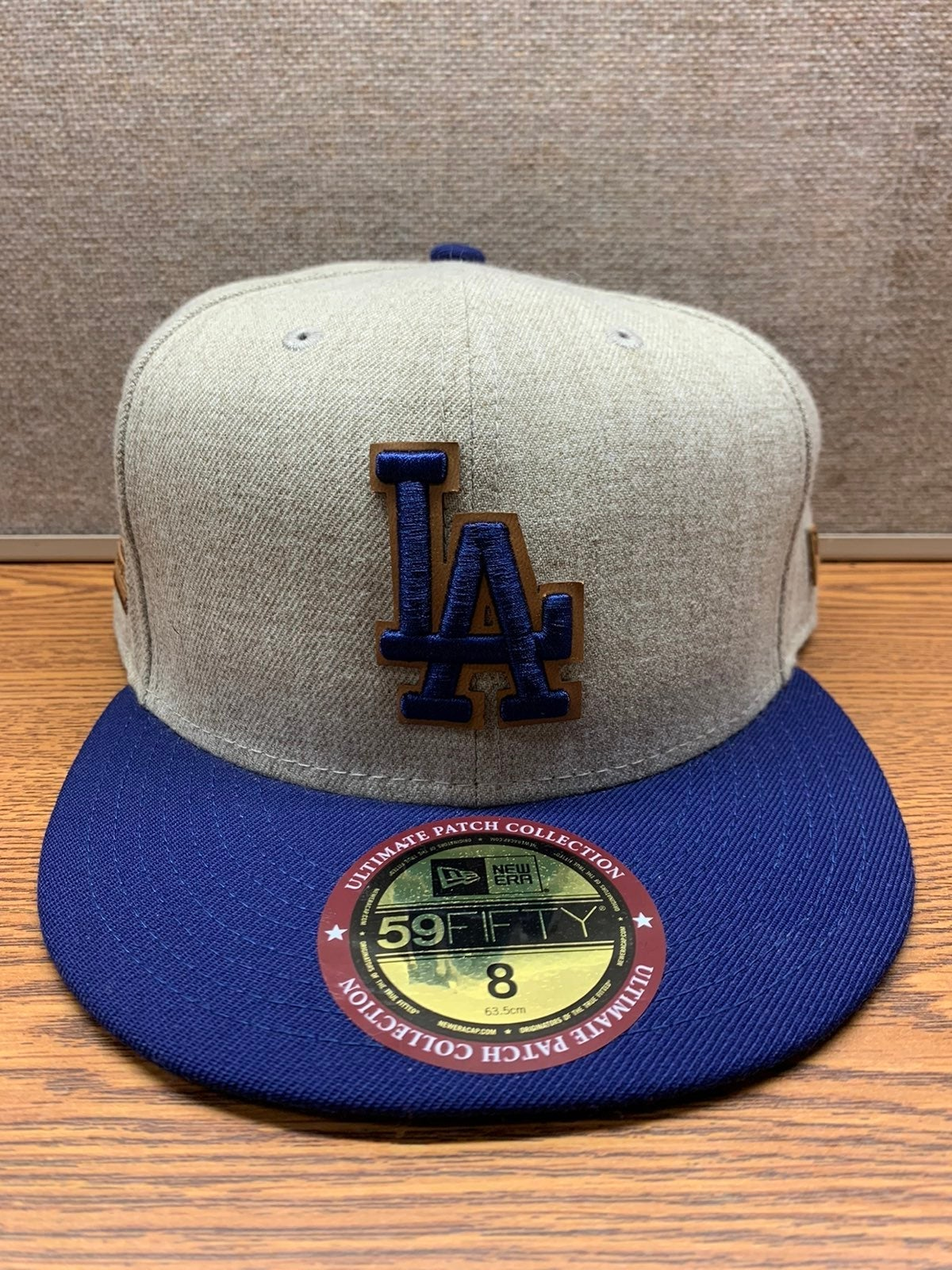 New LA DODGERS Fitted Hat 8