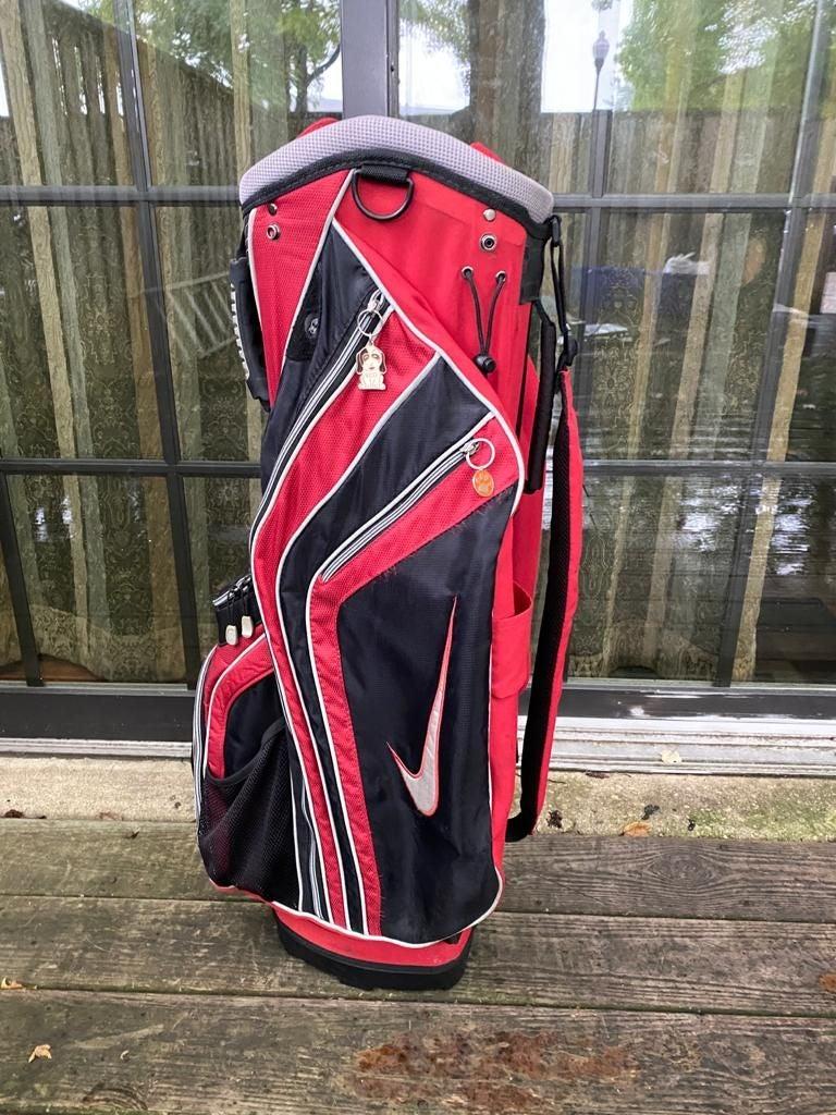 Nike Cart Golf Bag Used