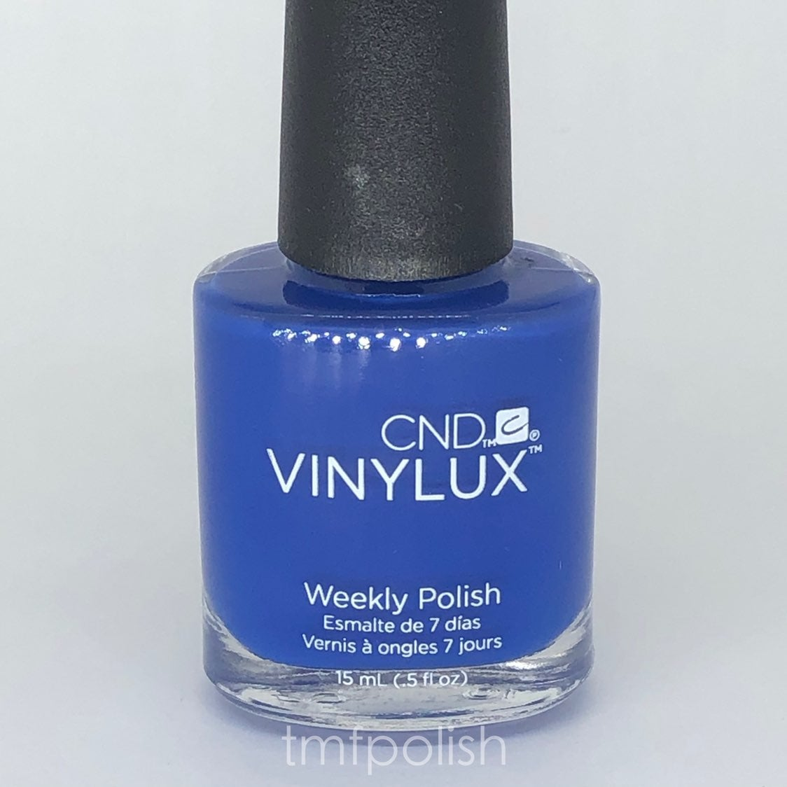 CND Nail Polish - Blue Eyeshadow