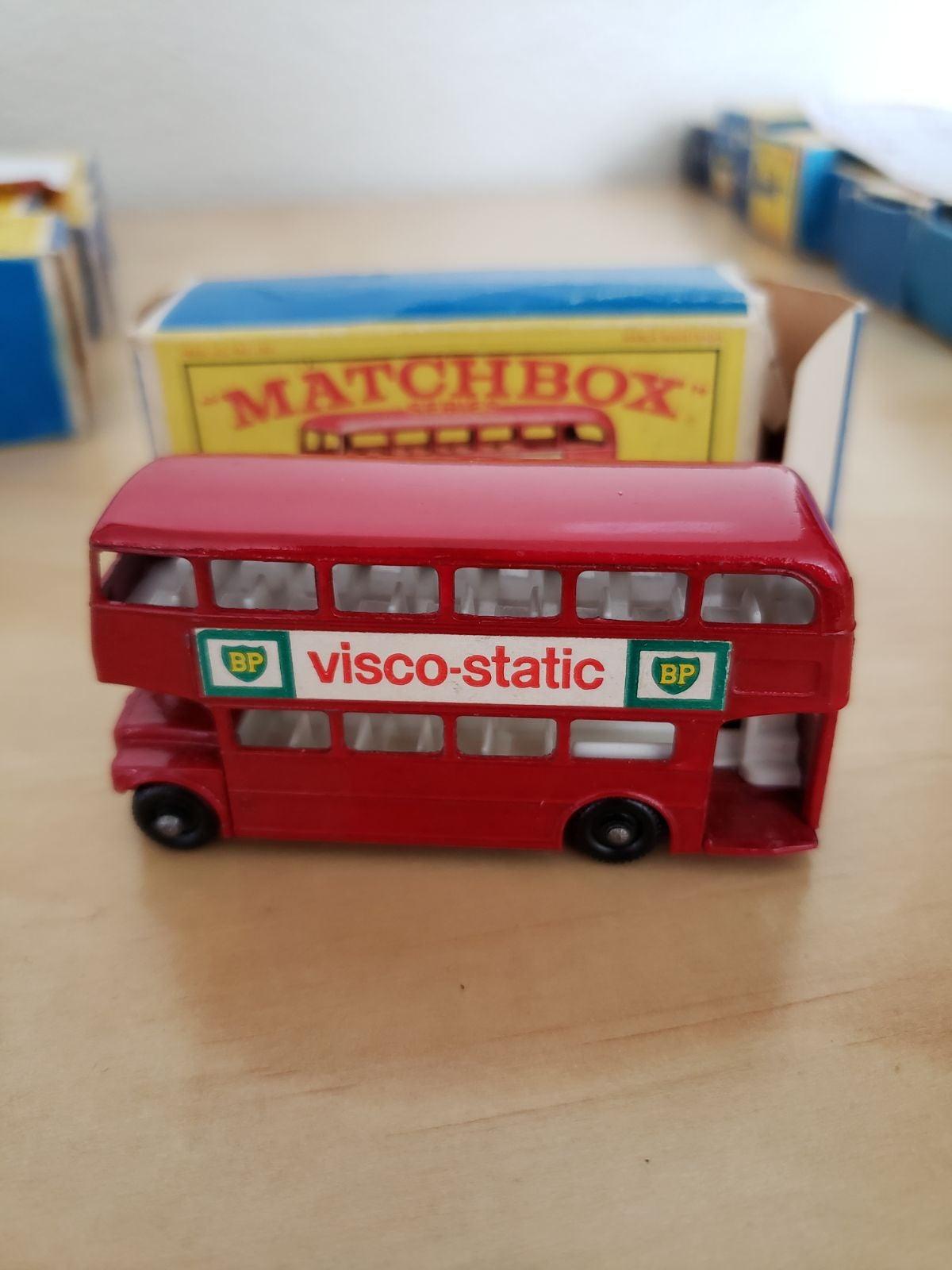 Matchbox Car - London Bus