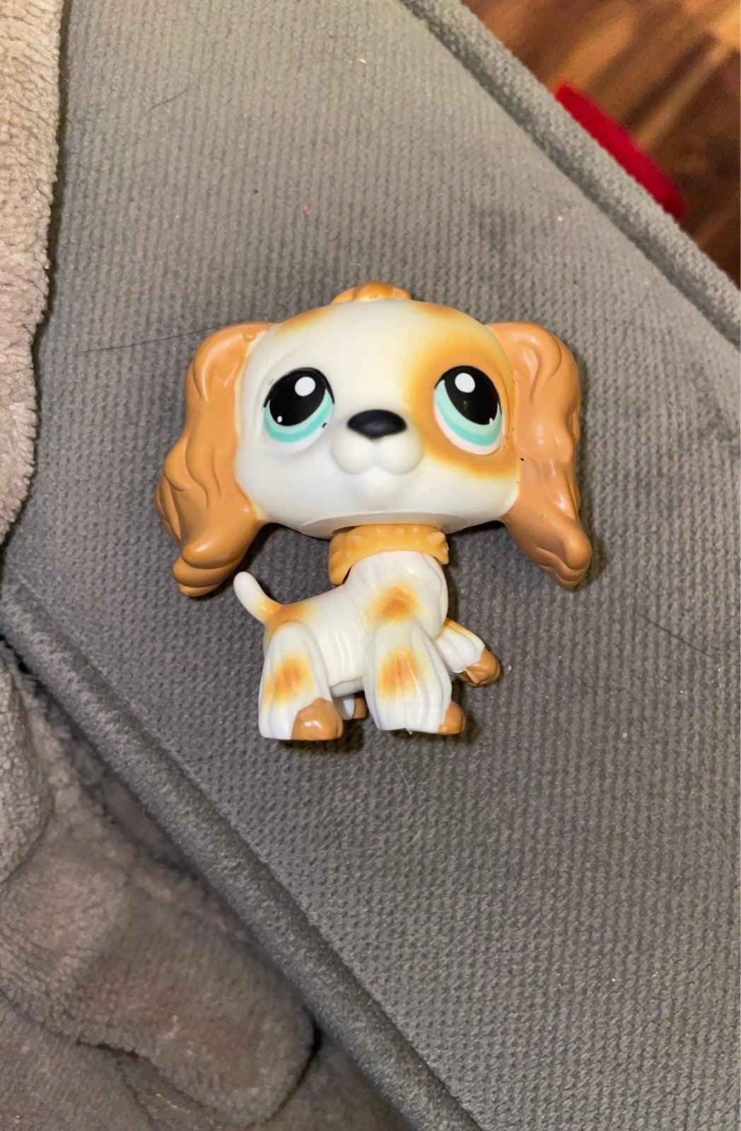 LPS Littlest Pet Shop 344 Cocker Spaniel