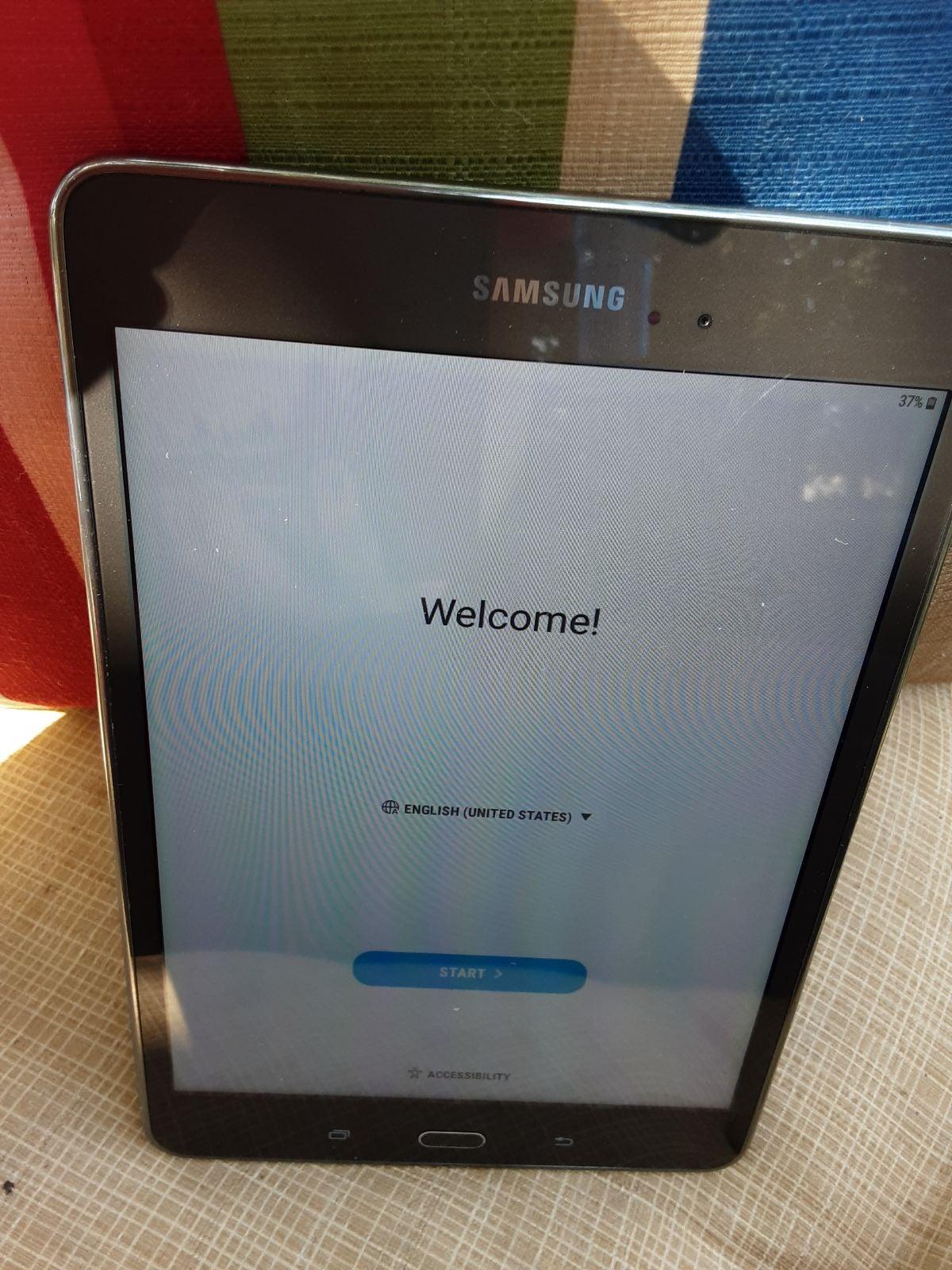 Samsung Galaxy Tab A 16GB Tablet 8 in