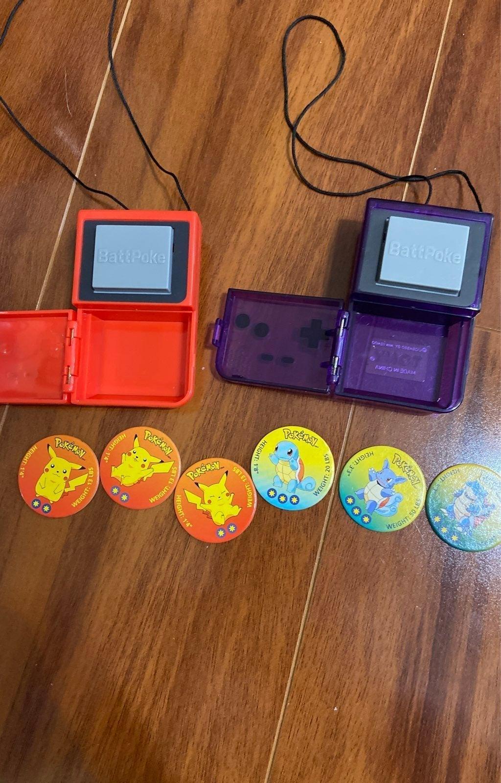 Pokemon battpoke