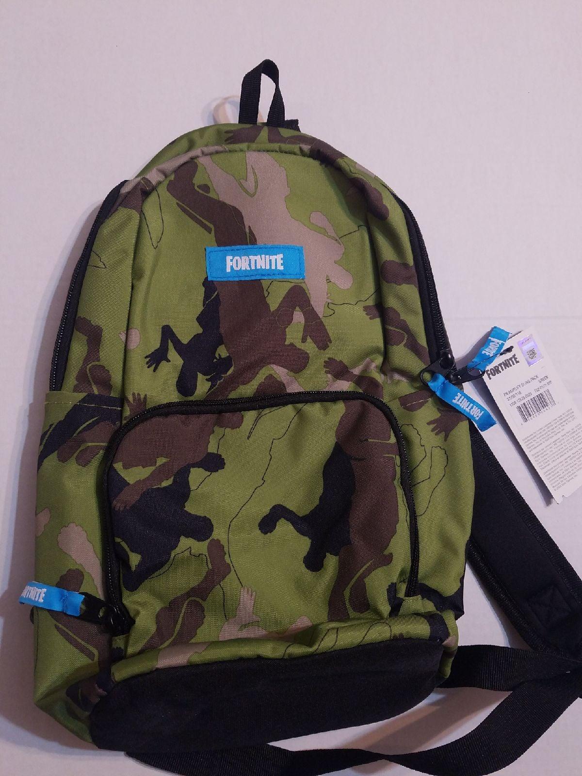 Fortnite Amplify Camouflage Slingpack