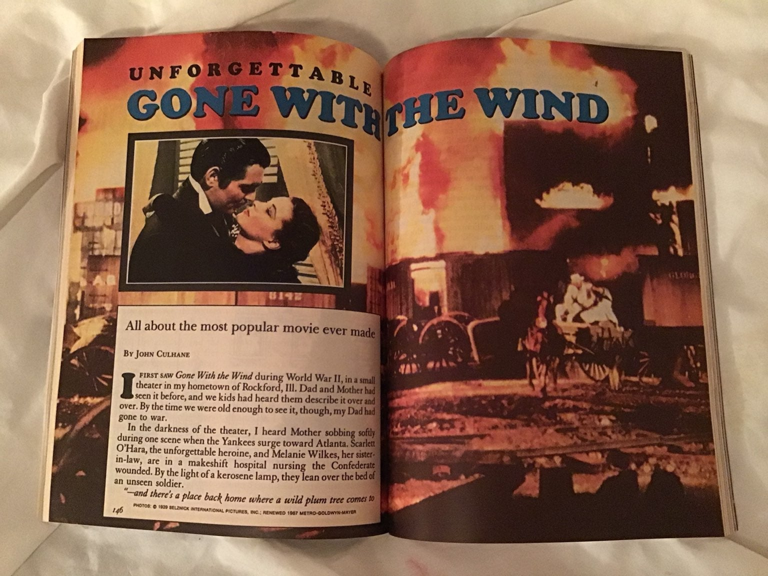 Gone With the Wind Reader's Digest