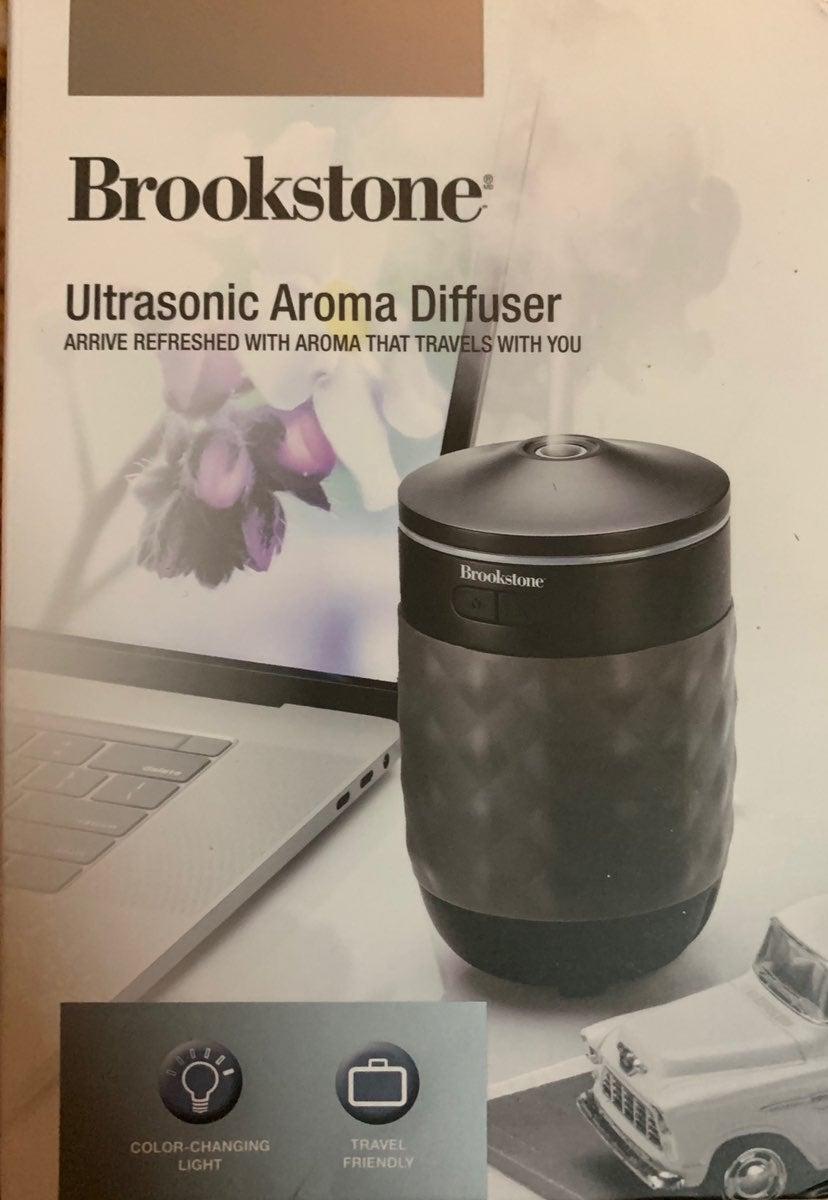 Brookstone portable diffuser