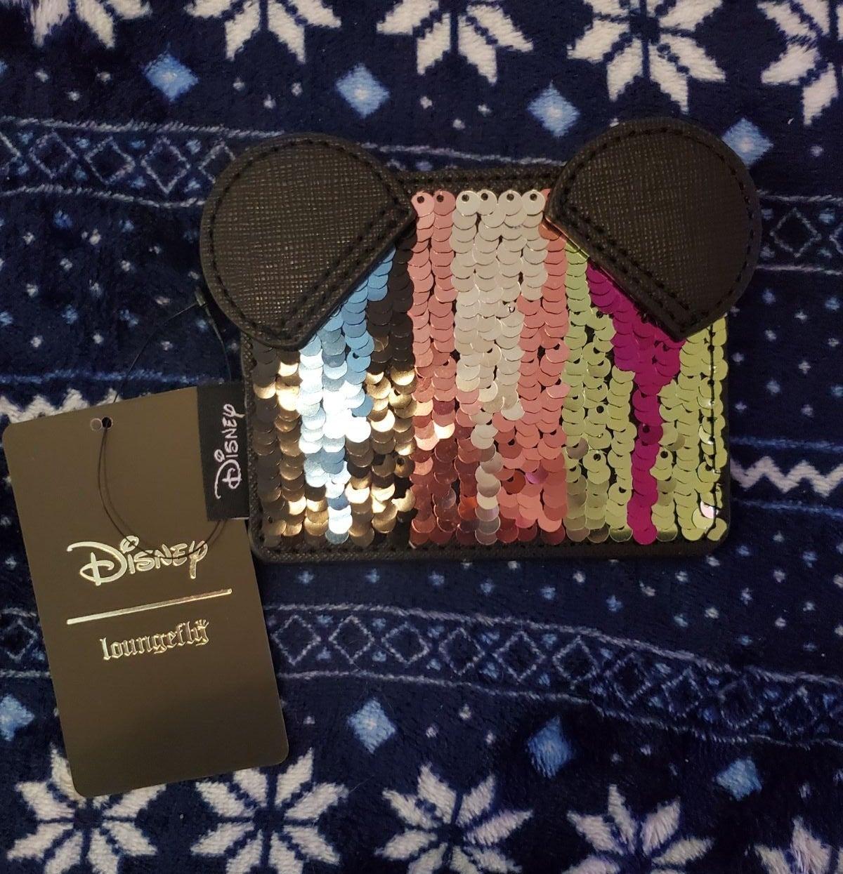 Loungefly Disney card holder