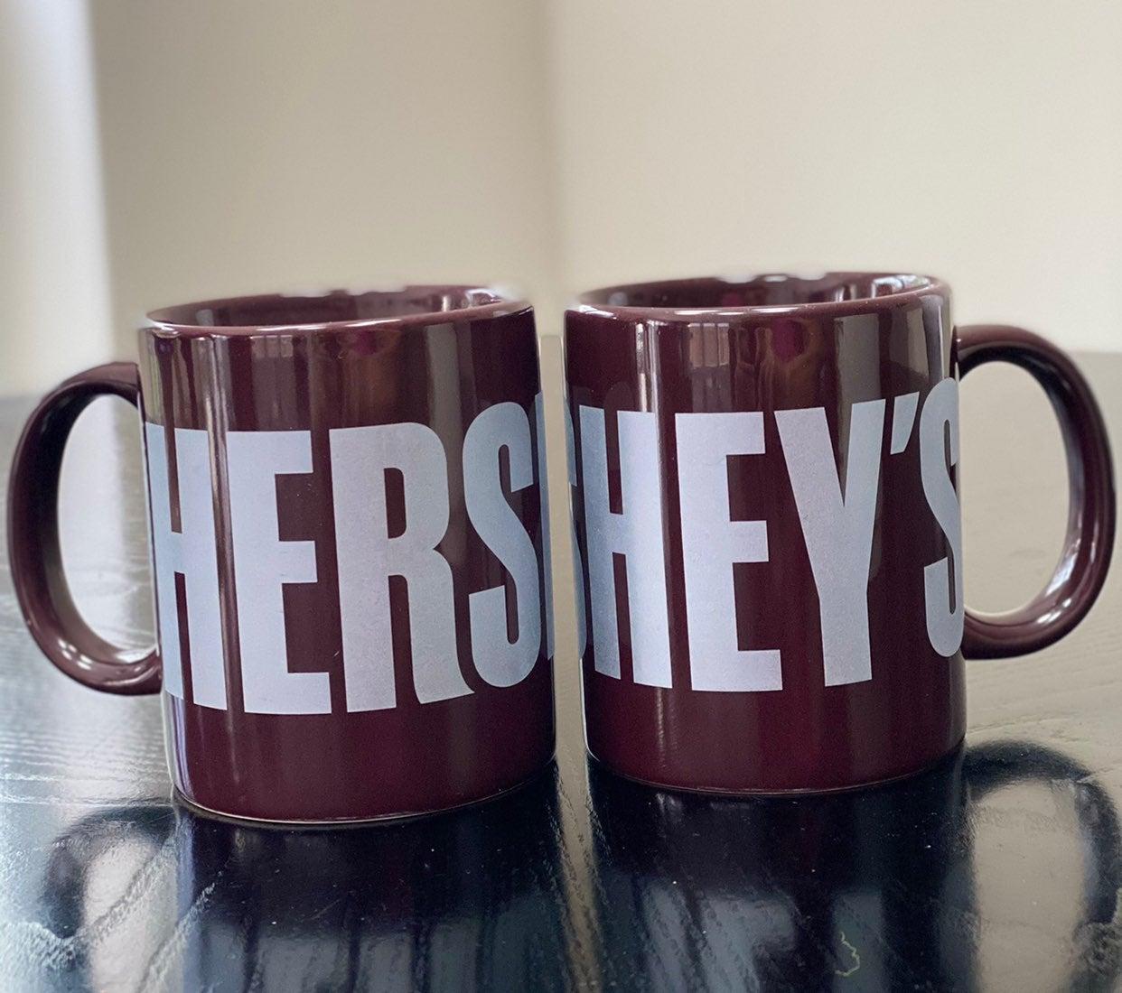 Hershey's Mugs Set of 2